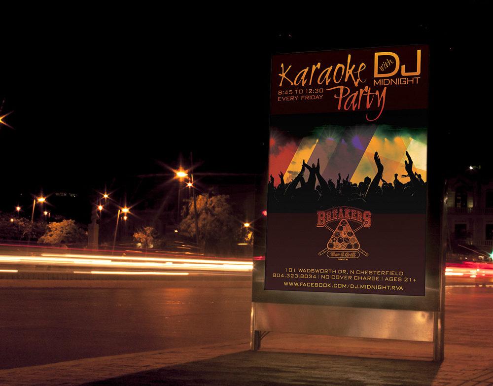 DJ Midnight Posters