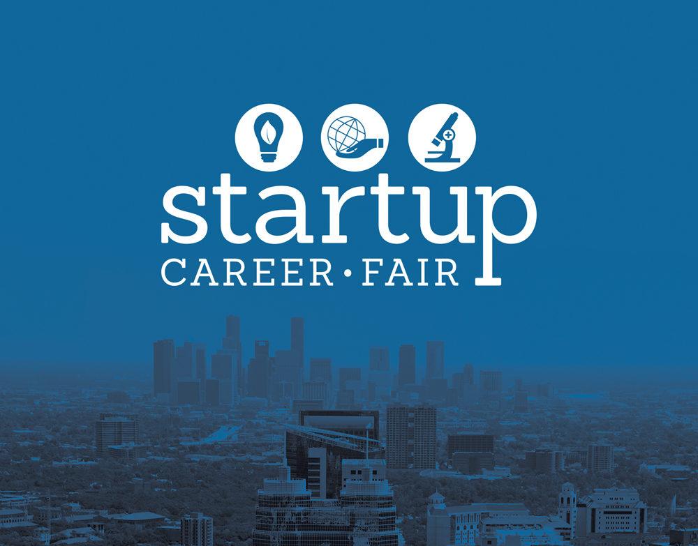 Startup Career Fair Logo