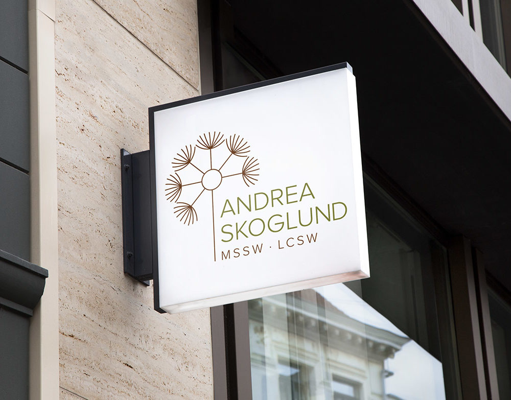 Andrea Skoglund Logo